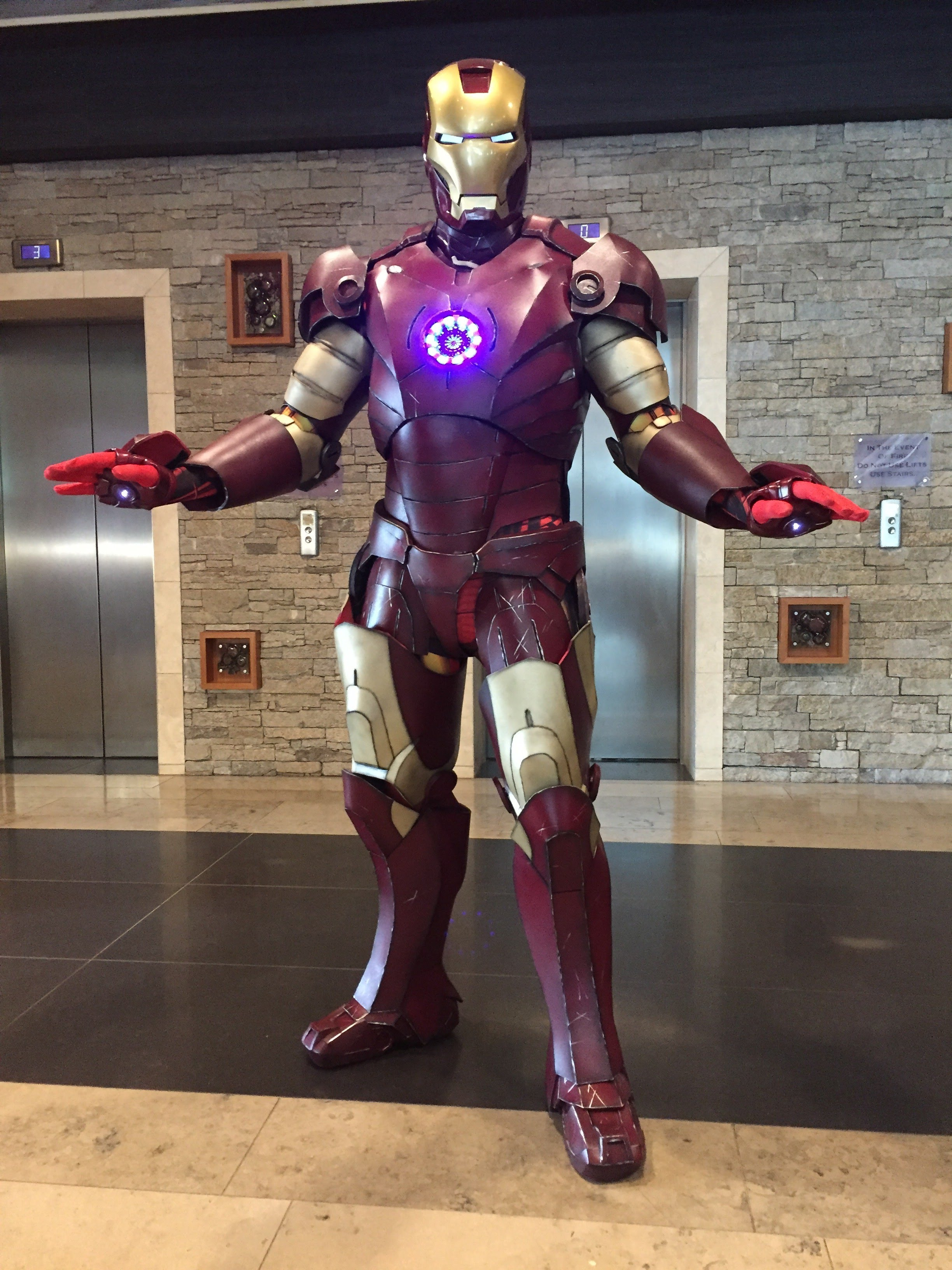 ironman hire